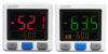 Vacuum switch 3-colour digital display