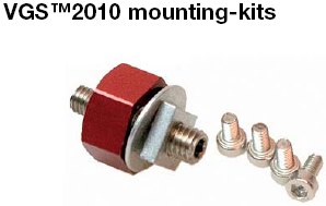 VGS 2010 mounting kits Accessories