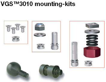 VGS 3010 mounting kits Accessories