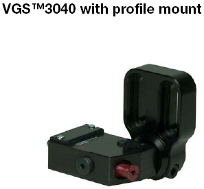 VGS 3040 with profile mount VGS3040